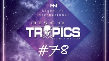 DISCO TROPICS EN THE WORLD'S BEST CLUBS AWARDS 2019