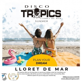 DISCO TROPICS OPENS IN JULY